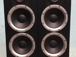 Loa Pioneer HF10, 200w, 2 Bass, Japan