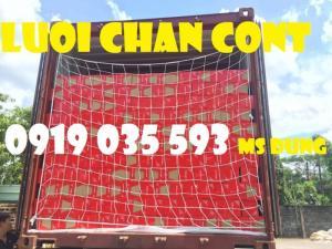 lưới chắn container 20 40 lưới trùm hàng hóa...