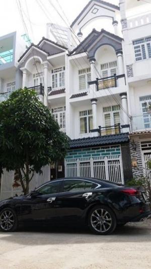 Bán nhà hẻm xe hơi đường Huỳnh Tấn Phát,...