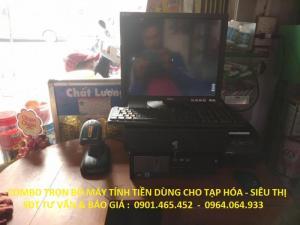 Bán máy tính tiền cho Tạp hóa tại Tp.hcm