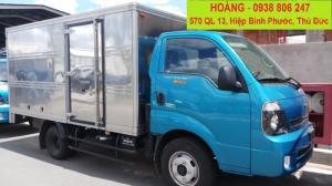Tặng 50% lệ phí trước bạ - Giá xe tải Kia 2T4...
