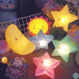 Đèn Ngủ Nhiều Hình Ngộ Nghĩnh Cho Bé NX5177