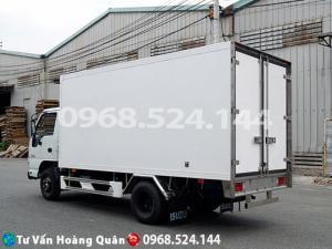 Xe tải isuzu thùng composite , công dụng của...