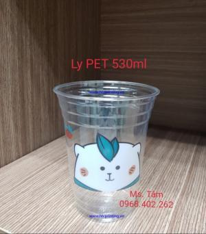 Chuyên cung cấp in logo ly nhựa