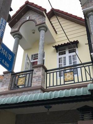Bán nhà hẻm 2144 Huỳnh Tấn Phát, Nhà Bè, DT...