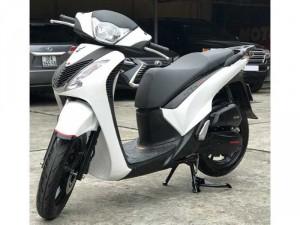 Bán SH Việt 125 Full nhập 2016 màu trắng Sport đẹp miễn chê!