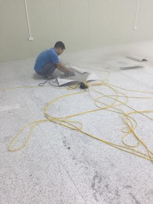 Nhận thi công sơn sàn epoxy