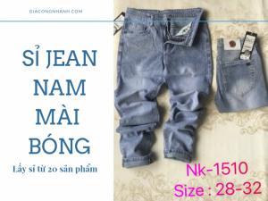 Quần Jeans nam mài bóng - NK1510