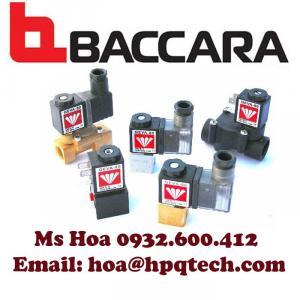 Van điện từ Baccara - Đại lý baccara việt nam