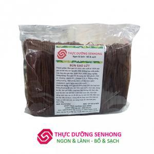 Bún Gạo lứt đỏ (1Kg) Thực dưỡng Sen Hồng