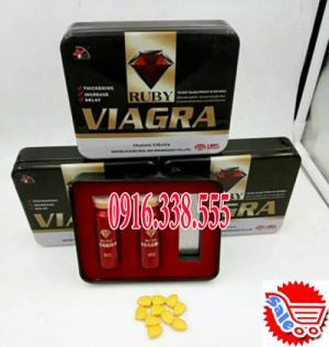 Thảo dược Ruby Viagra 6800 mg