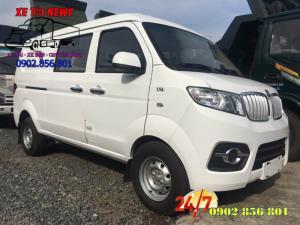 Xe bán tải/ xe ban tai/ xe tai dongben/ xe tải vào thành phố 490kg. 5 chổ ngồi.