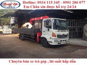 Bán xe hino 4.6 tấn/4.6T/4 tấn 6/ 4T6 + giá tốt+ sẵn xe công ty