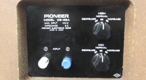 2018-12-13 14:03:48 Bán Loa Pioneer CS 99A FB Đẹp xuất sắc 40,000,000