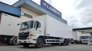 2018-12-13 14:29:05 Xe tải Hino FL 15 tấn thùng bảo ôn, trả trước 100 triệu có xe giao ngay 800,000,000