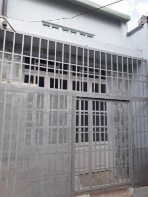 2018-12-13 14:21:34 Bán nhanh nhà hẻm 1982 Huỳnh Tấn Phát, Nhà Bè, Tp. HCM. DT 3,7m x 11m, trệt gác, 2PN 1,250,000,000
