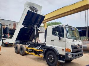 2018-12-13 14:38:08 Xe tải Hino FL 15 tấn thùng ben, trả trước 100 triệu giao xe trong ngày 850,000,000
