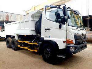 2018-12-13 14:38:08  4 Xe tải Hino FL 15 tấn thùng ben, trả trước 100 triệu giao xe trong ngày - Gọi 0978015468 (MrGiang 24/24) Xe tải Hino FL 15 tấn thùng ben, trả trước 100 triệu giao xe trong ngày 850,000,000