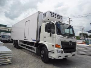 2018-12-13 14:56:27  1 Xe tải Hino FL 15 tấn thùng đông lạnh, trả trước 150 triệu giao xe ngay - Gọi 0978015468 (MrGiang 24/24) Xe tải Hino FL 15 tấn thùng đông lạnh, trả trước 150 triệu giao xe ngay 850,000,000