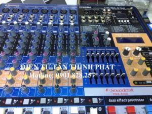 2018-12-13 14:58:22  3 Bàn mixer liền công suất soundcraft PMX-806D 8 line bàn mixer liền công suất soundcraft pmx-806d 7,500,000