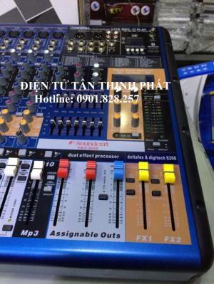 2018-12-13 14:58:22  2 Bàn mixer liền công suất soundcraft PMX-806D 8 line bàn mixer liền công suất soundcraft pmx-806d 7,500,000