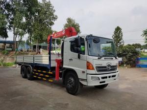2018-12-13 15:03:04  4 Xe tải Hino FL 15 tấn gắn cẩu Unic 3 tấn - Gọi 0978015468 (MrGiang 24/24) Xe tải Hino FL 15 tấn gắn cẩu Unic 3 tấn 950,000,000
