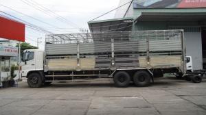 2018-12-13 15:16:27  7 Xe tải Hino FL 16 tấn thùng chở heo, gia súc 3 tầng có bửng nâng hạ - Gọi 0978015468 (MrGiang 24/24) Xe tải Hino FL 16 tấn thùng chở heo, gia súc 3 tầng có bửng nâng hạ 950,000,000