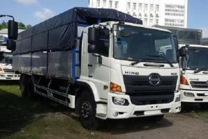 2018-12-13 15:20:19  6 Xe tải Hino 16 tấn thùng mui bạt, trả trước 150 triệu giao xe ngay - Gọi 0978015468 (MrGiang 24/24) Xe tải Hino 16 tấn thùng mui bạt, trả trước 150 triệu giao xe ngay 850,000,000