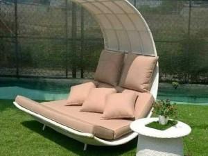 Giường ghế tắm nắng thư giản