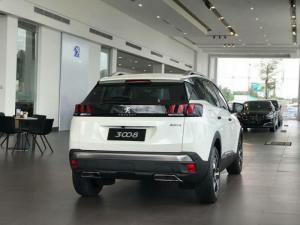 Peugeot 5008 Trắng 2018 -CN Thái Nguyên