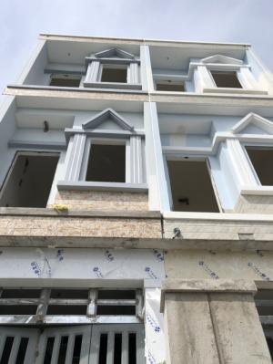 Bán nhà đường Đào Tông Nguyên Phú Xuân, Nhà Bè, Tp.HCM. Diện tích 108m2, nhà 2 lầu, 4PN