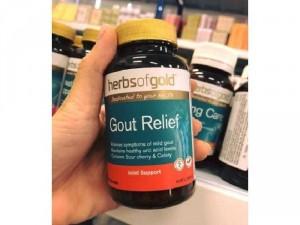 Gout Herbsofgold TP chức năng