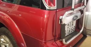 Ford EVEREST MT 213 ĐỎ Xe Đẹp Cho Mọi Người.