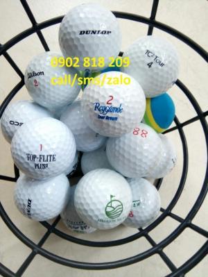 In logo bóng golf mở giải và làm quà tặng