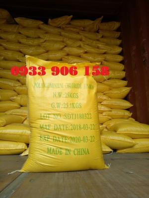 Bán hóa chất PAC-Tìm mua PAC tại đồng nai-nơi mua bán Poly Aluminium Chloride