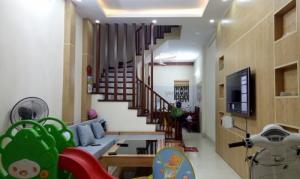 Bán nhà 50m2, 4 tầng, ô tô vào nhà ở Hoàng Văn Thái