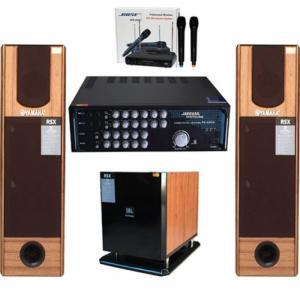 Dàn Karaoke Yamaha +Aamly Jarguar 600a+Sub Điện Jbl