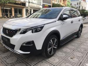 Peugeot 5008 Trắng Ngọc Trinh -- Peugeot Thái Nguyên
