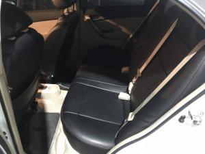 Bán Chevrolet Aveo LT 1.4MT màu trắng số sàn sản xuất T11/2018 biển tỉnh lăn bánh 1600km