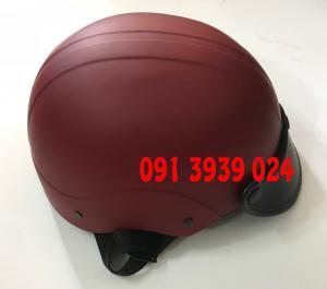Xưởng sản xuất mũ bảo hiểm công ty, mũ bảo hiểm in logo