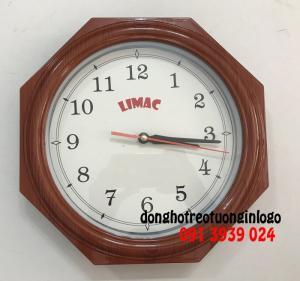 Đồng hồ treo tường in logo giá rẻ tại tphcm
