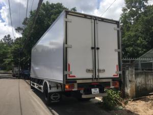 Xe tải bảo ôn Hino 8 tấn, xe tải đông lạnh...