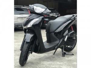 Bán SH Việt 150 độ Full nhập 2014 màu đen quá đẹp- Biển Hà Nội.