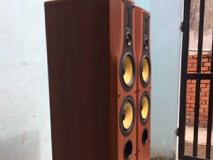 Loa Denon SC-T777, Made in Japan