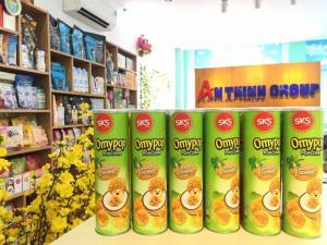 Bắp Rang Bơ Vị Dừa Nhập Trực Tiếp Từ Malaysia