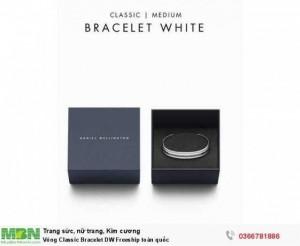 Vòng Classic Bracelet DW   Freeship toàn quốc