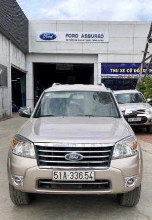 Hãng Ford cần thanh lý Everest số tự động máy dầu sx2012
