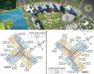 Bán chính thức căn hộ khách sạn 5 Sao- Eco Green - Nguyễn Văn Linh, căn- 2 phòng ngủ, chiết khấu từ 1 đến 7%