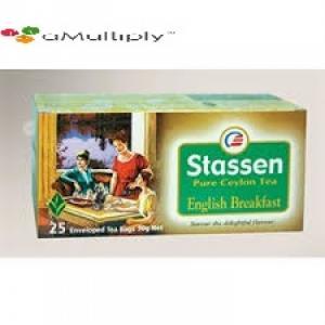 Trà đen buổi sáng Stassen -50g