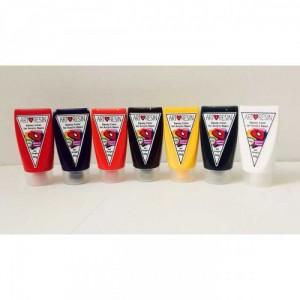 Bộ 7 màu dùng pha với Epoxy Resin 350g, Bền Màu Chống Vàng Nhựa - MSN388381